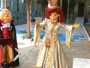 El Cartero Real y la Reina